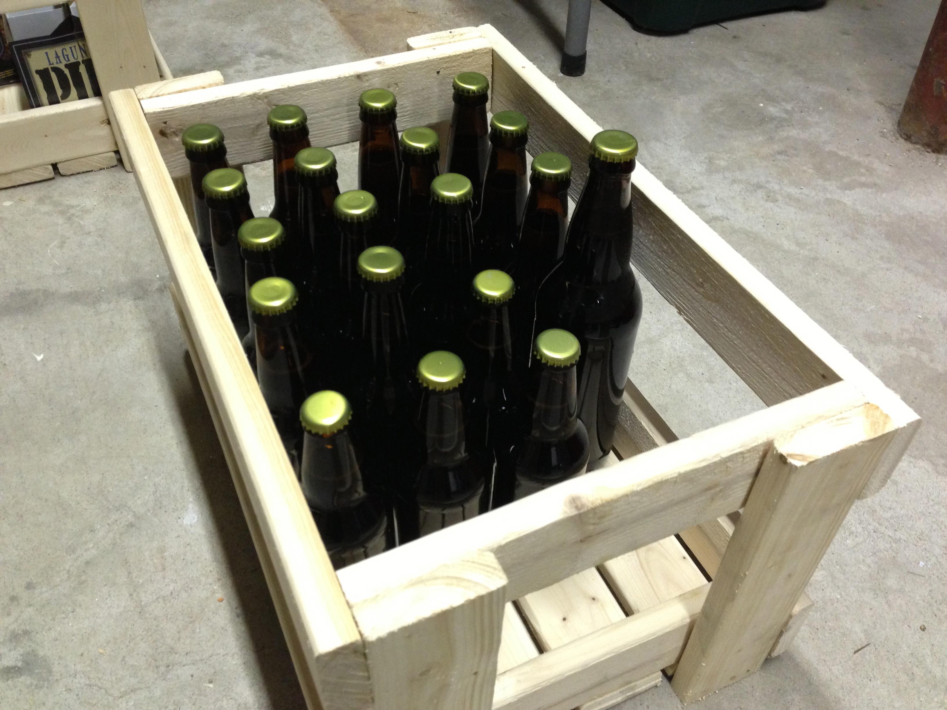 Batch #2 Bottled